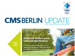 CMS Berlin Update 2019 - 3rd issue