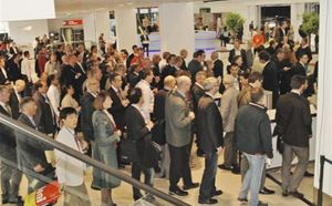 ISSA/Interclean 2012 (Teil 1): Ansturm in Amsterdam