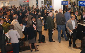 ISSA/Interclean 2014: Gute Stimmung in Amsterdam