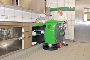 Cost-effective cleaning: matching the machine with the material