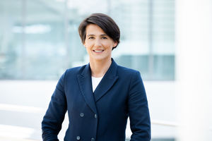 Isabel Merkel ist President Professional bei Freudenberg Home and Cleaning Solutions